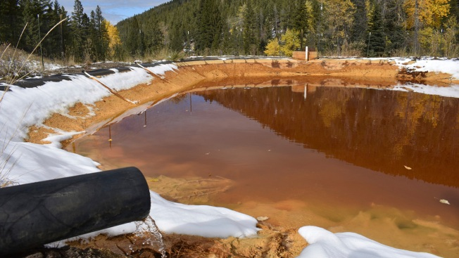 US Mining Sites Dump 50M Gallons of Fouled Wastewater Daily
