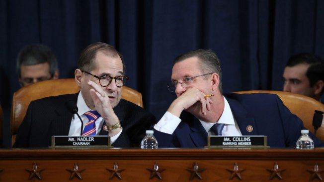 Read Opening Statements at Judiciary Committee Hearing With Impeachment Experts