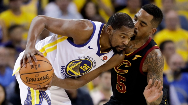 Warriors Withstand James  51 Points to Win NBA Finals Game 1 - NBC ... 2ebee38ed