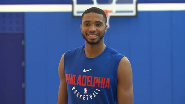 Vallanova's Mikal Bridges Says He Would Be 'Perfect Fit' for Sixers After Workout