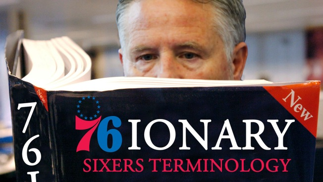 If You Want to Learn Sixers' Language, Just Study the '76ionary'
