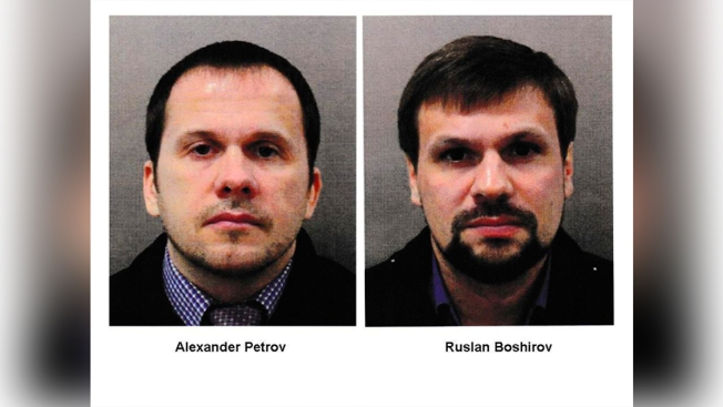 Spy Poisoning Suspect is GRU Colonel: UK Investigative Group