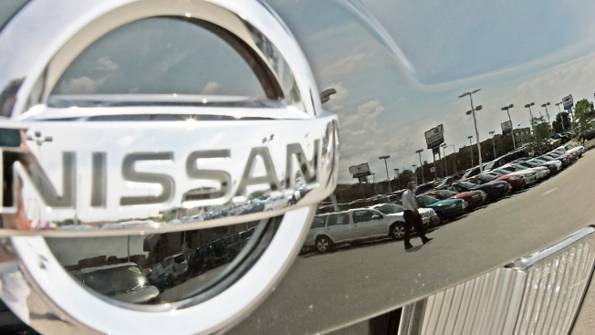 Nissan Recalls 1M Cars, SUVs, Vans for Air Bags