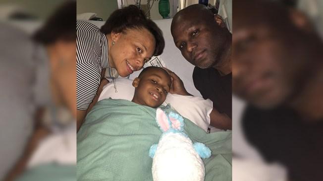 Boy Who Survived San Bernardino School Shooting Returns Home
