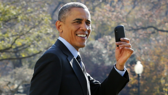 """Hello, Twitter!"" President Obama Debuts @POTUS Account"