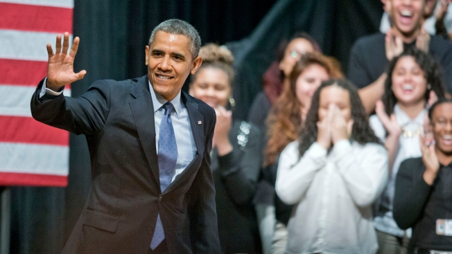 """Obama: Students Need Help to Get """"In-Demand Jobs"""""""