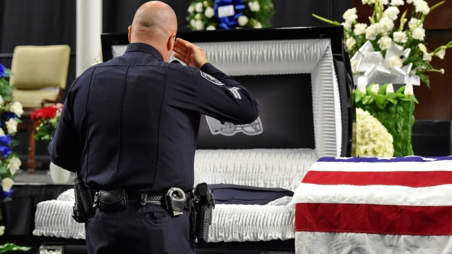 Death Toll Rises for Police Officers on Duty
