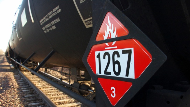 Thousands of Defects Found on Oil Train Routes