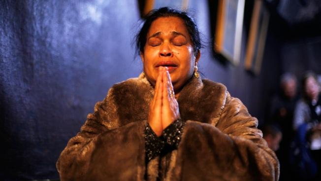 Jerusalem Violence, Rain Put Damper on Bethlehem Christmas