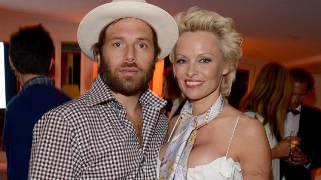 Pamela Anderson Divorcing Rick Salomon Again
