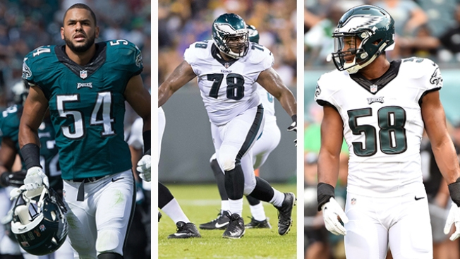 Eagles Stay Or Go - 2 Young Linebackers