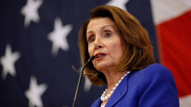 Pelosi: Democrats Have Cash, Environment to Win House