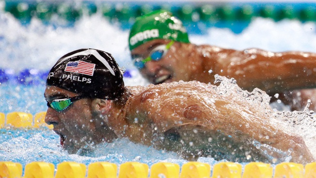 'Blown Out of the Water': Chad le Clos' Wikipedia Page Edited to Say Phelps Killed Him