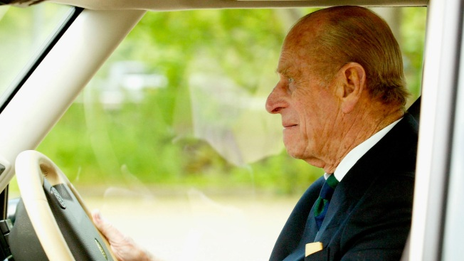 Prince Philip Sends Apology Letter to Woman Injured in Car Crash