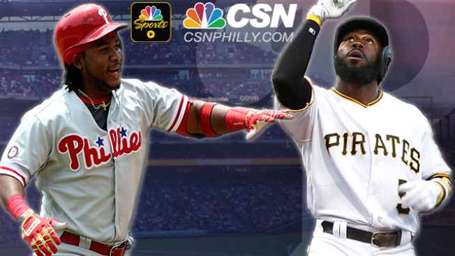Phillies-Pirates 5 Things: Velasquez Tries to Rebound Vs. Weak Pirates Offense