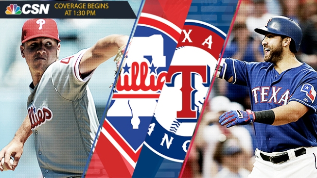 Phillies-Rangers 5 Things: Can Pivetta, Phils Avoid a Sweep in Texas?