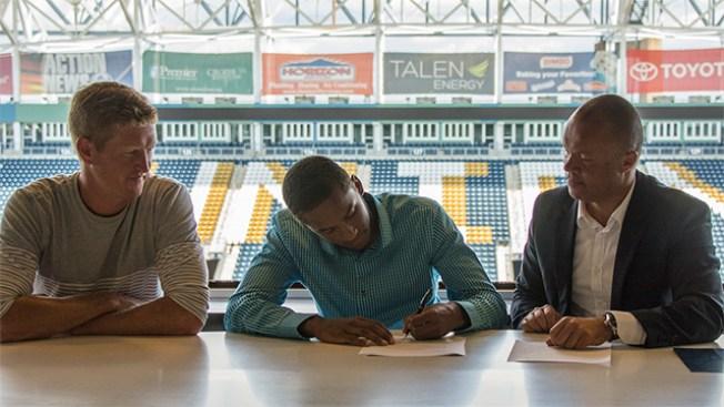 Union's Auston Trusty Joins Derrick Jones on U.S. U-20 World Cup Roster