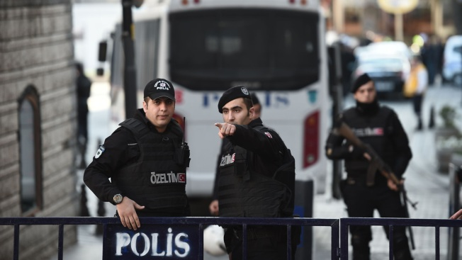 Turkish Bus Driver Slams Into Stop, Stabs People, Then Jumps Into Sea