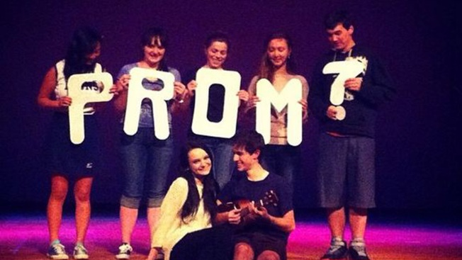How to Pop the Prom Question