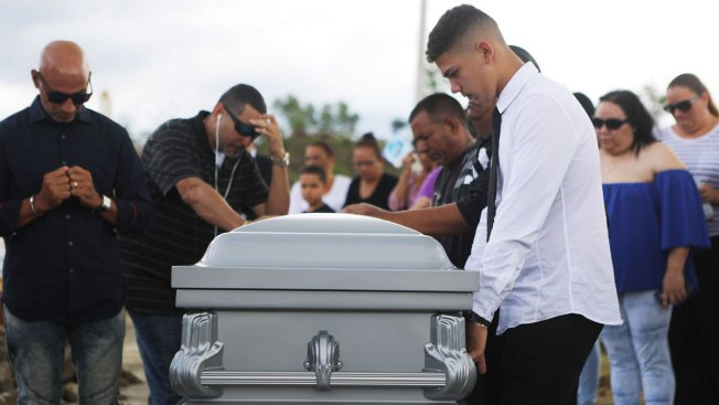 Puerto Rico Acknowledges Deaths Spiked in September