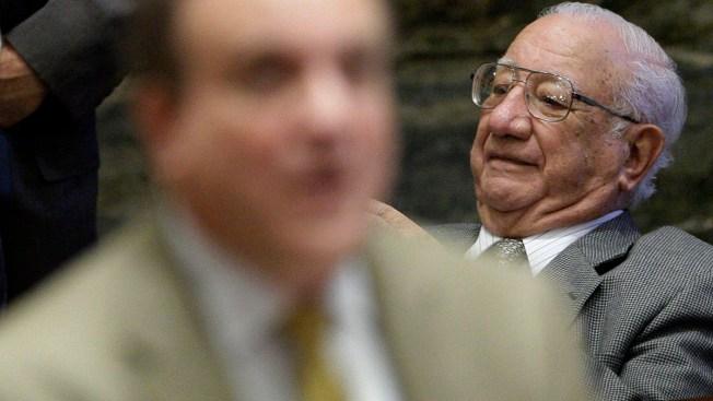 Ex-State Senator Too Ill for Corruption Probe Dies