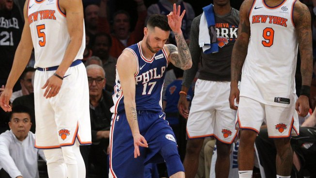 What JJ Redick's Return Means for Sixers' Cap Space