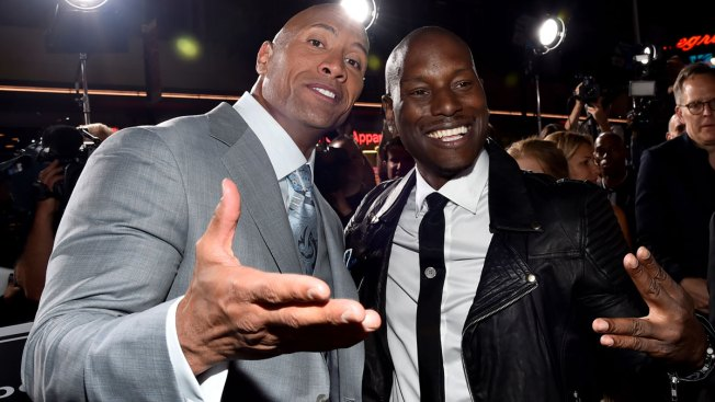 He's Furious: Tyrese Gibson Blames 'The Rock' for 'F9' Postponement