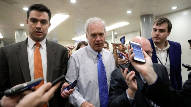 Four GOP senators to oppose current Republican health care bill
