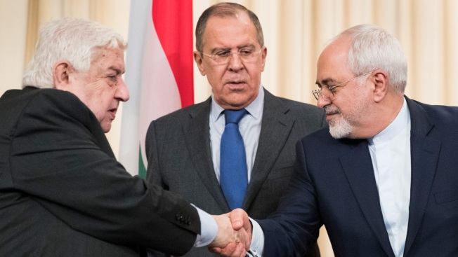 Russia, Iran, Syria Issue Warning to US
