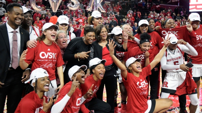 Legendary Rutgers Coach C. Vivian Stringer Joins Exclusive 1,000 Career Win Club