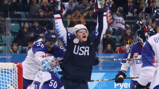 Olympians Put Hockey Seasons on Hold as Teams Play Back Home