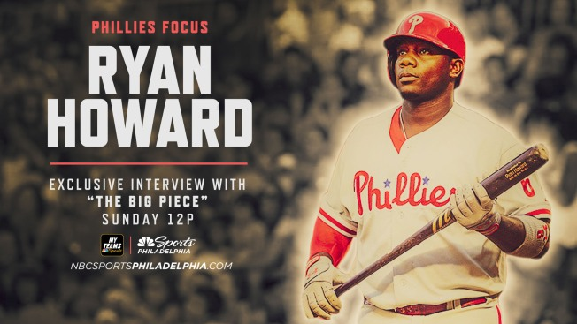 Ryan Howard Retirement Ceremony: Date, Time, Live Stream, Exclusive Interview and How to Watch