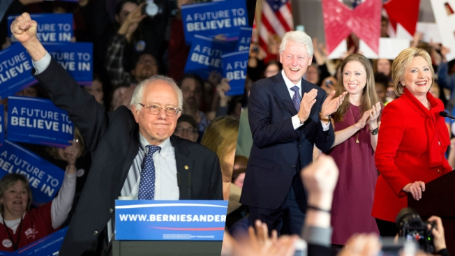 Sanders Heads Into Indiana Primary Within Striking Distance of Clinton