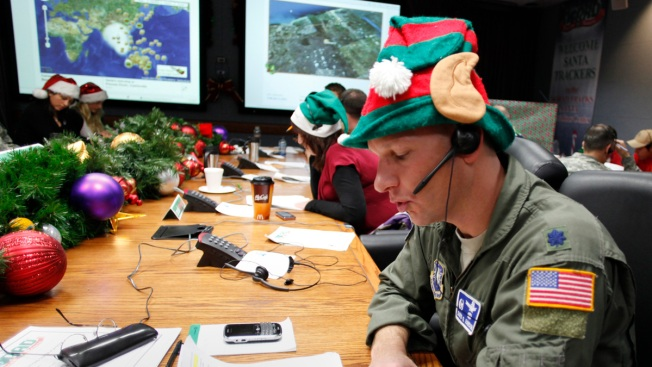 NORAD Tracks Santa for 63rd Year Despite Possible Govt. Shutdown