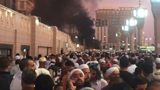 Explosions Reported at 3 Cities in Saudi Arabia
