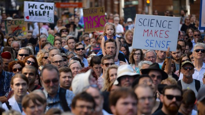 Philadelphia's March for Science draws thousands