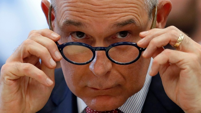 Emails Show Collaboration Among EPA, Climate-Change Deniers