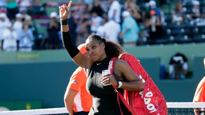 Serena Williams Set to Return From Injury at Italian Open