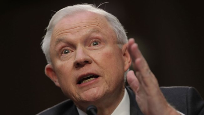 Sessions Says He Plans To Continue Serving As Attorney General