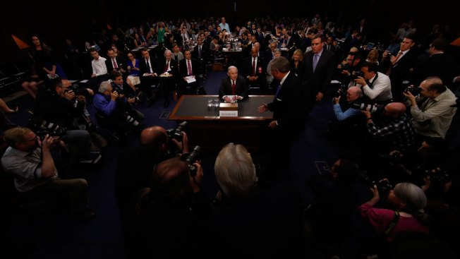 Read Jeff Sessions' Opening Statement at Senate Intelligence Committee Hearing