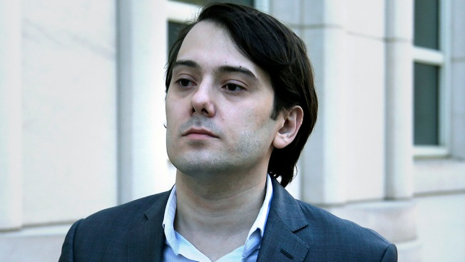 Pharma-Bro Martin Shkreli Talked About Gay Sex To Land Investor