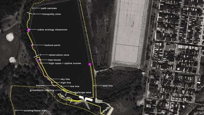 East Fairmount Park Reservoir to Open Again Thanks to Planned $16M Center