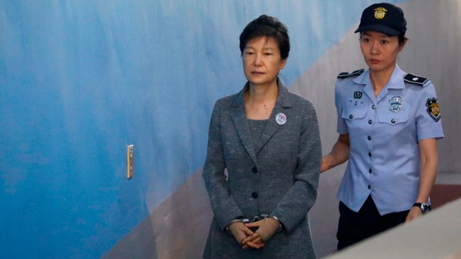 Former South Korean President Park Found Guilty of Abuse of Power, Coercion