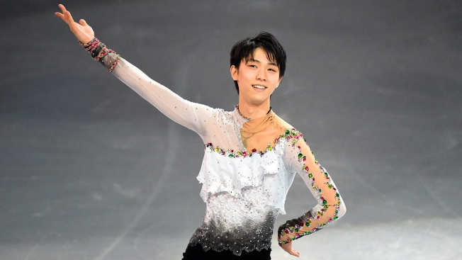 Japan's Hanyu Wins Figure Skating Gold