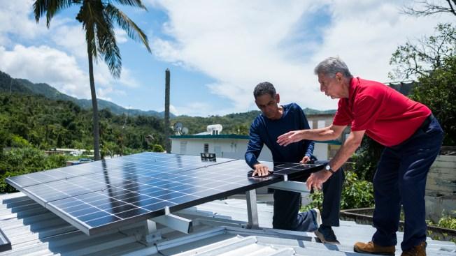Puerto Ricans Turning to Solar Energy Amid Power Turmoil