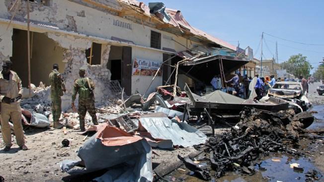 Car Bomb Kills at Least 7 at Restaurant in Somalia's Capital