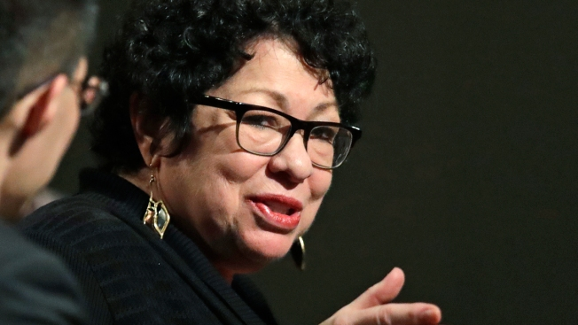 Supreme Court Justice Sotomayor Breaks Shoulder in Fall at Home