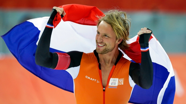 Double Dutch: Netherlands' Michel Mulder Strikes Olympic Gold to Lead Another Speedskating Sweep