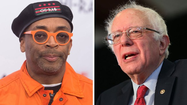 'Time for Action': Spike Lee Endorses Bernie Sanders for President