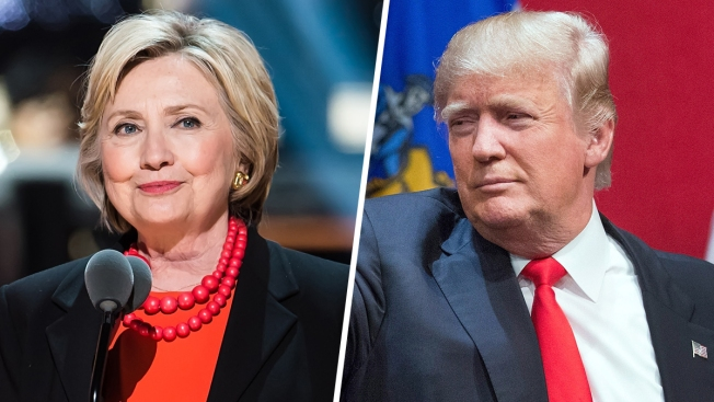 NBC/WSJ Polls: Clinton Leads Trump in Battleground States of Fla., Penn.